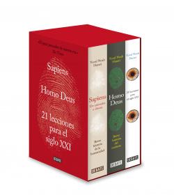 SAPIENS/HOMO DEUS/21 LECCIONES PARA EL SIGLO XXI