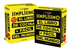 LIBROS DE COCINA + FÁCILES DEL MUNDO