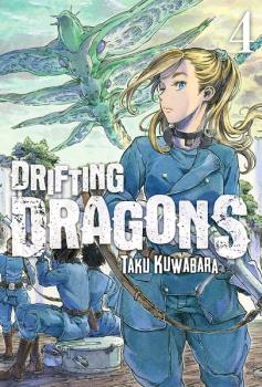 DRIFTING DRAGONS 4