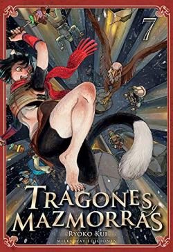 TRAGONES Y MAZMORRAS N 07