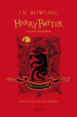 Harry Potter i el pres d'Azkaban (Gryffindor)