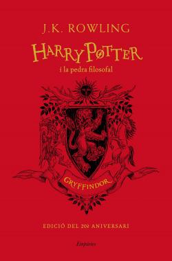 Harry Potter i la pedra filosofal (Gryffindor) TD