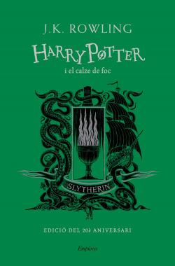 Harry Potter i el calze de foc (Slytherin)
