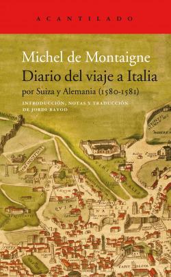 Diario del viaje a Italia