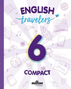 Travelers Red 6 - English Language 6 Primaria - Student Book Compact