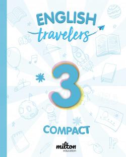 Travelers Blue 3 - English Language 3 Primaria - Student Book Compact