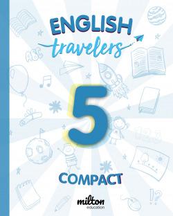 Travelers Blue 5 - English Language 5 Primaria - Student Book Compact
