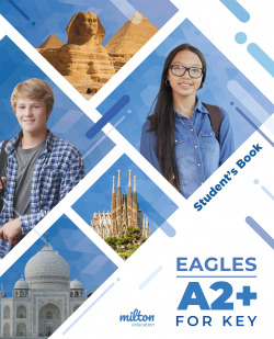 English A2+ eagles Student's Book