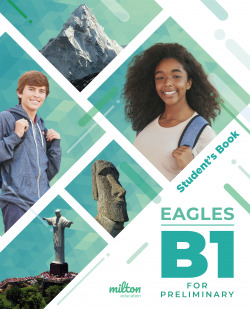 English B1 eagles Student's Book
