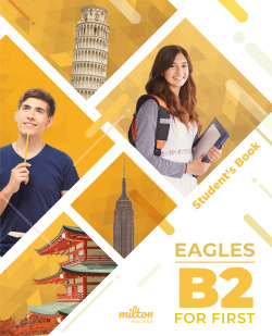 English B2 eagles Student's Book