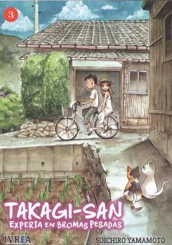 TAKAGI-SAN EXPERTA EN BROMAS PESADAS 3