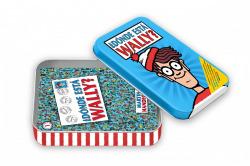 ¿Dónde está Wally (Caja Metálica)