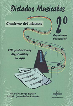 DICTADOS MUSICALES VOLUMEN 2