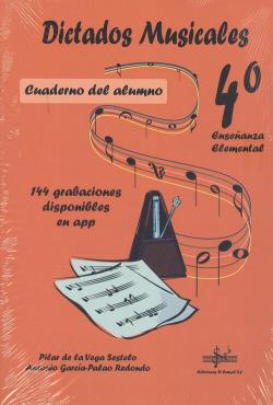 DICTADOS MUSICALES VOLUMEN 4