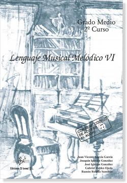LENGUAJE MUSICAL MELÓDICO 6