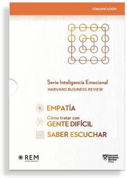 Estuche 'Comunicación'. Serie Inteligencia Emocional HBR