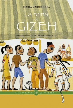 LA REINA DE GIZEH