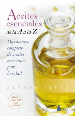 Aceites esenciales de la A a la Z
