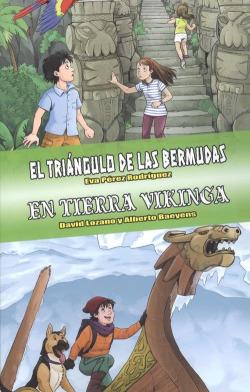 OMNIBUS EL TRIÁNGULO DE LAS BERMUDAS - EN TIERRA VIKINGA