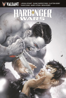 Harbinger Wars - Edición de lujo