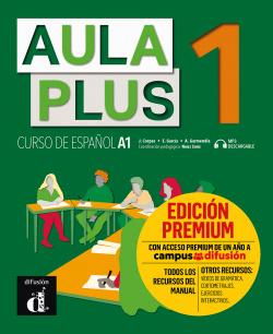Aula Plus 1 - Libro del Alumno. Premium