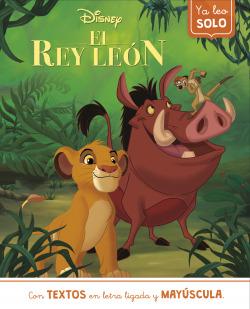 Ya leo solo... El rey León