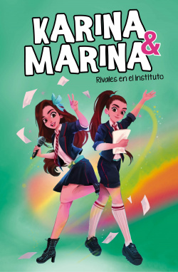 Rivales en el instituto (Karina