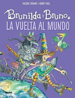Brunilda y Bruno. La vuelta al mundo
