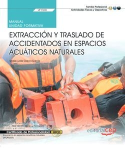 Manual. Extracción y traslado de accidentados en espacios acuátic