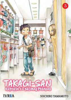 Takagi-San Experta en Bromas Pesadas 5