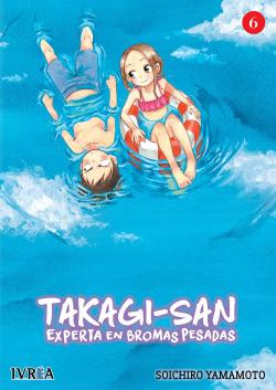 Takagi-San Experta en Bromas Pesadas 6