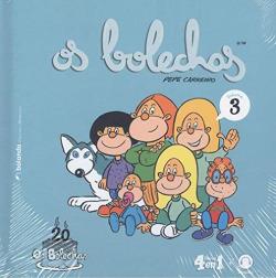 Os Bolechas 20 anos. Volume 3