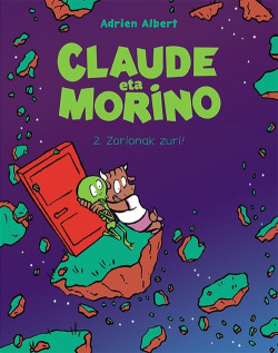 Claude eta Morino 2. Zorionak zuri!