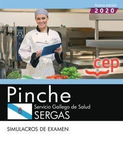 Pinche. Servicio Gallego de Salud. SERGAS. Simulacros de examen