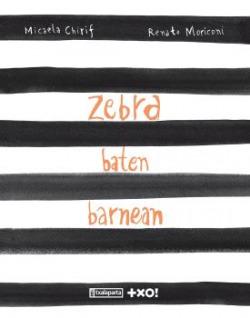 Zebra baten barnean