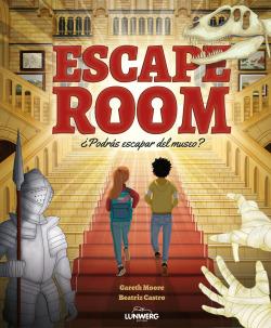 Escape Room. ¿Podrás escapar del museo?