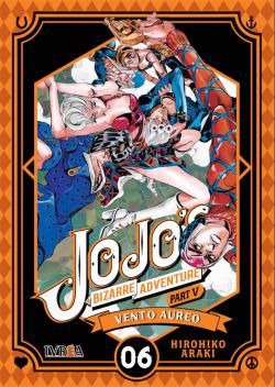jJojo's Bizzarre Adventure Parte 5: Vento Aureo 6