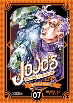 JOJO'S BIZARRE ADVENTURE 05 VENTO AUREO 7