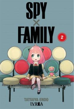 SPY X FAMILY 02