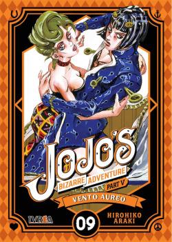 Jojo's Bizzarre Adventure Parte 5: Vento Aureo 9