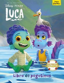 Luca. Libro de pegatinas