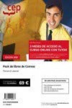 PERSONAL LABORAL CORREOS PACK LIBROS + CURSO ONLINE 3 MESES