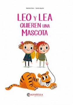 Léo y Lea quieren una mascota