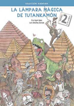 La lámpara mágica de Tutankamon 2