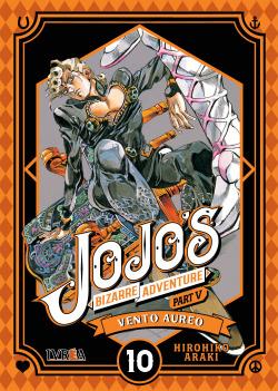 Jojo's Bizzarre Adventure Parte 5: Vento Aureo 10