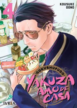Gokushufudo: Yakuza Amo de Casa 4