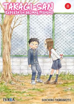 Takagi-San Experta en Bromas Pesadas 8