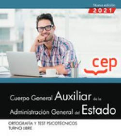 CUERPO GENERAL AUXILIAR ADMINISTRACION ESTADO ORTOGRAFIA