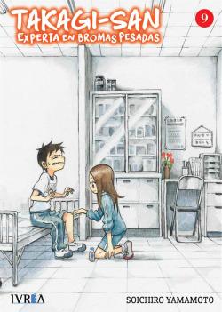 Takagi-San Experta en Bromas Pesadas 9