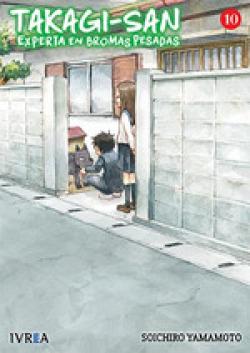 TAKAGI-SAN EXPERTA EN BROMAS PESADAS 10